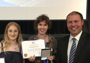 The Kooyong Student Prize 2017